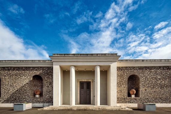 Grande Progetto Pompei. Aprono al pubblico due eleganti edifici residenziali dell'Antica Pompei