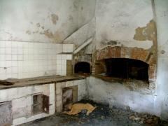 L'antica cucina del Conservatorio