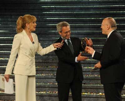 Premio Biagio Agnes: per la televisione vince Enrico Mentana