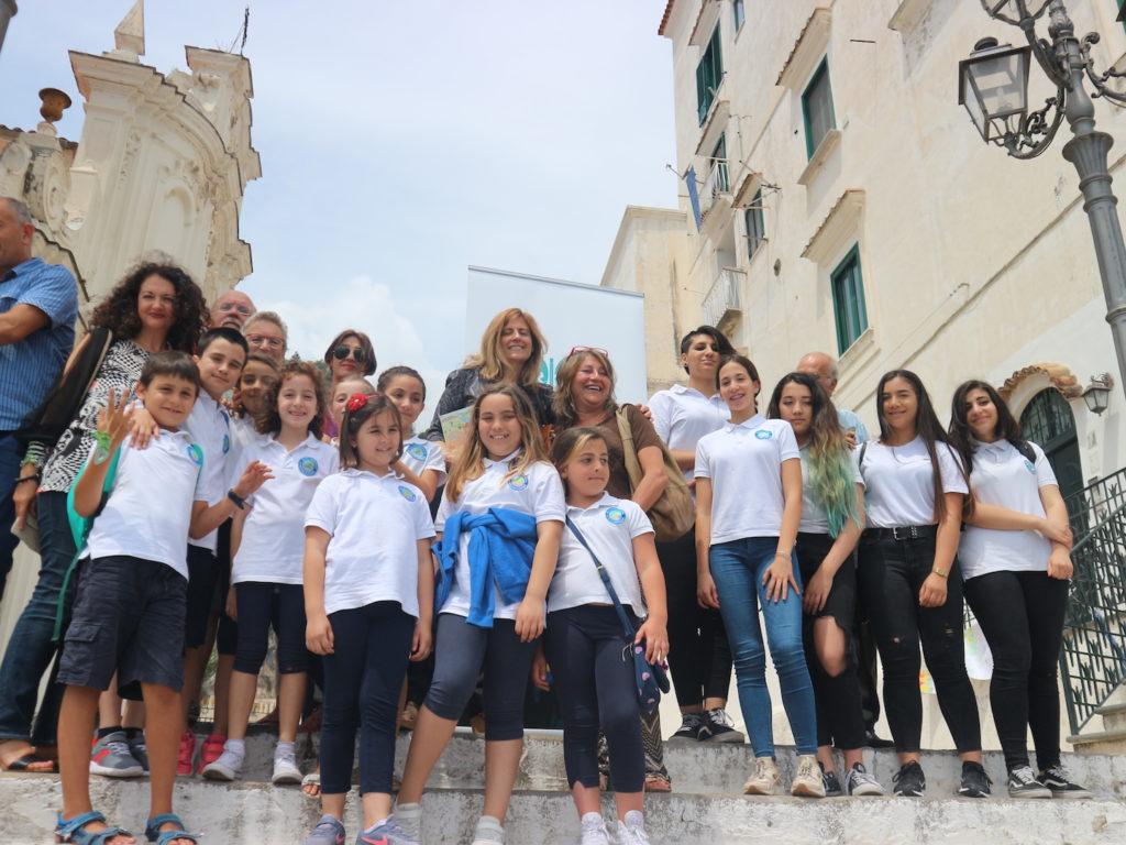 Dopo le scalinatele, i terrazzamenti della Costiera amalfitana, un patrimonio dell'Umanità nel bando della sesta edizione Premio Francesca Mansi