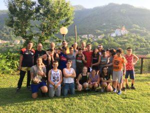 Tramonti, campo scuola sul volontariato