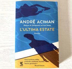 Copertina André Aciman